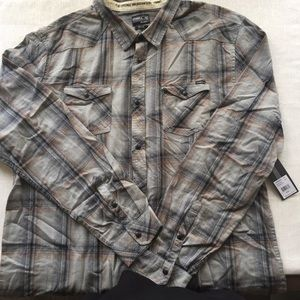 O'Niell Men's Button Up Shirt